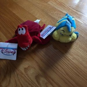 Disney's the little mermaid collectibles